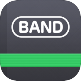 Image of band app logo